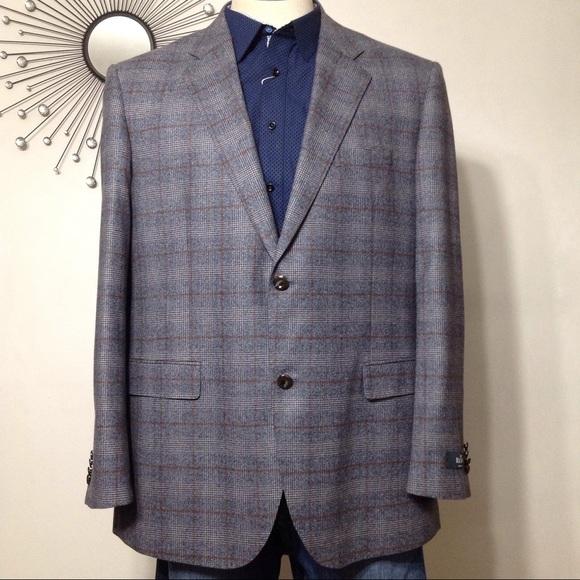 28c76e99eba3 Vista Suits & Blazers | Reda Wool Sport Jacket | Poshmark